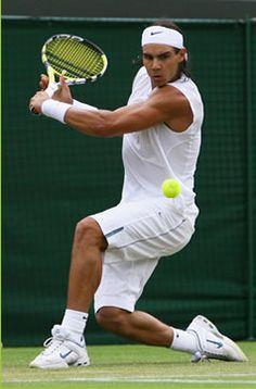 My favorite tennis player Rafa Nadal