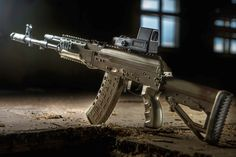 """The AK-12 is dead. Long live the AK-12! That's the song Kalashnikov Concern is singing this week at the recent ARMY 2016 expo in Moscow, Russia. The radical AK-12 prototypes that have dominated Kalashnikov's press over the past two years are gone, replaced by a more conservative rifle – also called """"AK-12"""" – based on the … Read More …"""