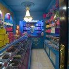 Prestat Chocolate shop, London