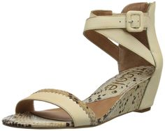 nicole Women's Marge Wedge Sandal *** Click on the image for additional details.