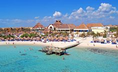 Akumal, Mexico would love to go there. Beautiful