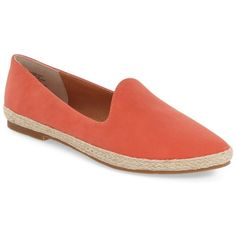 35873f111e5f4f Seychelles Browse Pointy Toe Espadrille Flat (66 AUD) ❤ liked on Polyvore  featuring shoes · Seychelles ShoesLoafer ...