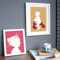10 Plus Clever Silhouette Blinds Mdf Frame, Parcel Paper, Home Pictures, Gifts For Family, Craft Gifts, Decor Styles, Blinds, Clever