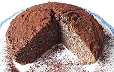 Makový koláč /bez múky, tuku a cukru/ :: Protigustu ... Banana Bread, Food, Meals