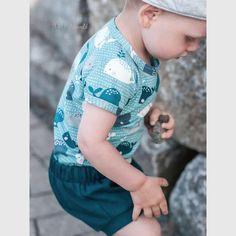 Biojersey Babywal Boys - Bio-Stoffe kaufen bei Jerseymutti Wal, Disney Characters, Fictional Characters, Disney Princess, Boys, Fashion, Breien, Baby Boys, Moda