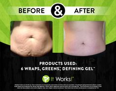 Have you tried that Crazy Wrap Thing? If not, why not start your new year with It Works!? Ask me how to try it for as little as $15 a wrap  Email ( wrapitwithmichellek@gmail.com) or text Michelle at 812 583 7503 for more information or order yours TODAY by clicking this pin!