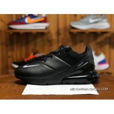 size 40 18e19 9d564 NIKE AIR MAX 270 PREMIUM AO8283 010 Mens Running Shoes Black Grey Top  Deals, Price
