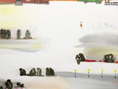 ROBERT GRIFFITHS HODGINS (South African, 1920-2010) 'Alexander Platz'