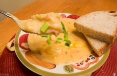 Queso Baked Potato Soup