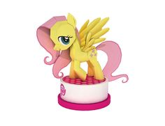 Fluttershy - My Little Pony Papercraft