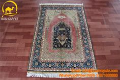 This 2.5x4ft turkish handmade carpet, use the unique color of turquoise as main color. Go with white medallion and black main border, make this carpet more generous. Small piece is so delicate. Imagine place one in your book room, must be a good idea. Contact me for more detail pictures. Please contact Ms. Lubha email: info@bosicarpets.com WhatsApp&Viber: 0086 13071006580 handmadesilkcarpet#handmadecarpet#handmaderug#silkrug#silkcarpet#carpet#carpets#rugs#silkcarpets#silkrugs#rug#persianrug#