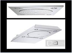 Duchas Modernas  Las Rainshower® F-Series son sofisticadas, discretas, lujosas y decididamente modernas. Las duchas ultra-planas se integran a la perfección en la arquitectura del cuarto de baño actual, dándote la más alta tecnología a la hora de tomar un baño.