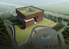 Arch2o-Xi'an Jiao tong-Liverpool University-Aedas (7)