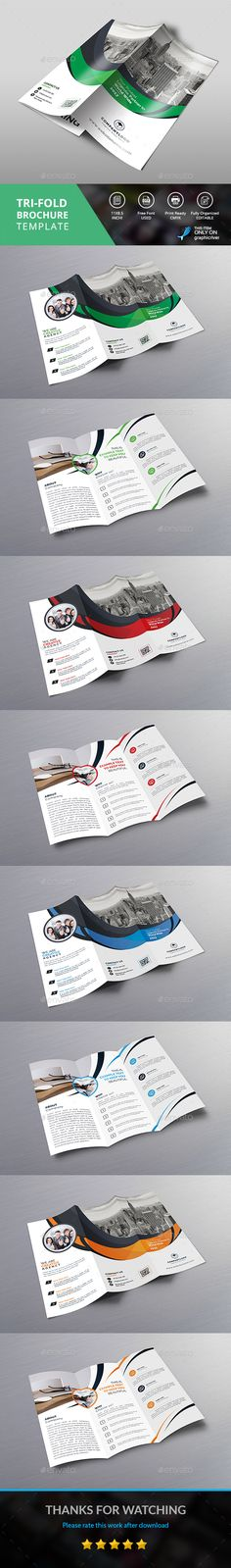 Fitness - Gym Bifold Brochure Fitness, Brochure template and - Fitness Brochure Template