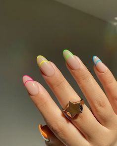 Nagellack Design, Nagellack Trends, Best Acrylic Nails, Acrylic Nail Designs, Stylish Nails, Trendy Nails, Classy Nails, Milky Nails, Les Nails
