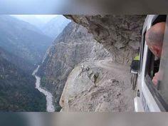 Badabun: Los 12 caminos más peligrosos del mundo. Miles mueren al año en el #10