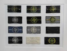 Stone Island patch Size one size - Periodicals for Sale - Grailed Stone Island Hooligan, Stone Island Badge, Stone Island Clothing, Boy Fashion, Mens Fashion, Casual Art, Football Casuals, Aquascutum, Clothing Logo