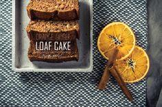 Vegan Orange Ginger Loaf Cake // Ginger and Mint Ginger Loaf Cake, Vegan Sweets, Travelling, Diy Ideas, Vegan Recipes, Mint, Treats, Orange, Cooking
