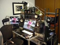 I'll love to have this studio