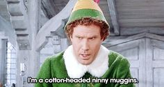 Elf...one of my all time holiday favorites!