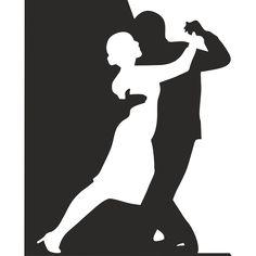 siluetas de tango - Buscar con Google Más