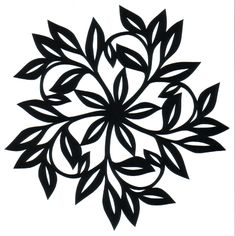 Black And White Patterns Free Black And White Stencil Vector