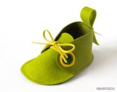 идеи сандалей из фетра