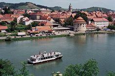 Turist boat Dravska Vila on river Drava - Maribor - SI Slovenia, Getting To Know, Boat, Romantic, River, Dinghy, Boats, Romance Movies, Romantic Things