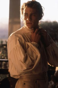 THE PATRIOT, Heath Ledger, 2000 | Essential Film Stars, Heath Ledger http://gay-themed-films.com/essential-film-stars-heath-ledger/