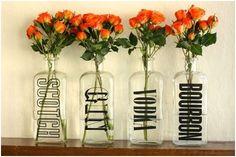 flowers bottle - Pesquisa Google