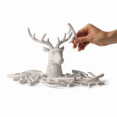 Deer Stacking Game