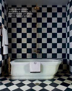 Stranger Than Vintage: Monday Design: Soho House Serene Bathroom, Masculine Bathroom, Bathroom Interior, Modern Bathroom, Basement Bathroom, Design Bathroom, Bath Design, Funky Bathroom, Bathroom Marble