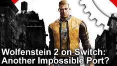 Wolfenstein 2 Switch Analysis: Can Mobile Hardware Really Run a Cutting-Edge Shooter? http://bit.ly/2lnzap3 #nintendo