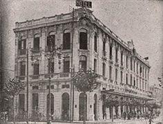 Iba Mendes: Fotos antigas da cidade de SANTOS (São Paulo) - VI