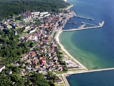 Hel, an island of Poland. Spending there my Summer '12 holidays!