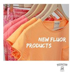 Fluor collection!!    www.systemaction.es  #systemaction #fashion