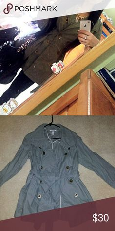 Trench coat In good condition Style & Co Jackets & Coats Trench Coats