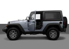 Jeep Wrangler doors