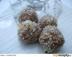 Medové kuličky-Marlenka Muffin, Sweets, Breakfast, Food, Bakken, Morning Coffee, Gummi Candy, Candy, Essen