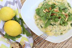 HibbyAloha: {Eat Seasonal} Zitronen-Risotto mit Rucola