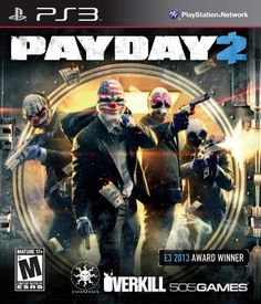 Payday 2  Playstation 3 * For more information, visit image link.-It is an affiliate link to Amazon.