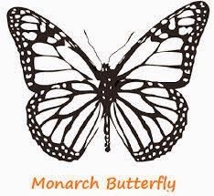 Printable monarch-butterfly-coloring-page - Coloringpagebook.com ...