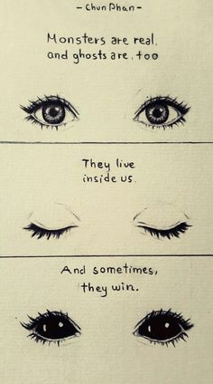Illustration Sad drawing eyes quotes creepy Sketch monster ghost Stephen King pencil drawing: Illustration SadSource : drawing eyes quotes creepy Sketch monster ghost Stephen King pencil drawing: by Creepy Sketches, Cool Drawings, Pencil Drawings, Drawings Of Eyes, Drawing Sketches, Sketching, Sad Sketches, Demon Drawings, Creepy Drawings
