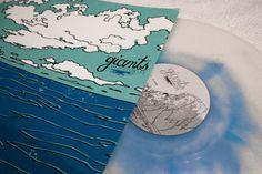 Beautiful CD cover design