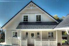 GREENVILLE vereint schwedische und amerikanische Stilelemente in Ihren Holzhäusern, wie hier in Apfelau.