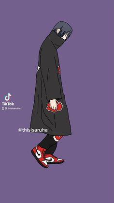 Anime Naruto, Naruto Akatsuki Funny, Naruto Boys, Anime Akatsuki, Naruto Cute, Naruto Funny, Anime Chibi, Otaku Anime, Anime Guys