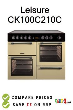 Leisure Compare UK prices and find the cheapest deals from 11 stores. Electric Range Cookers, Kitchen Appliances, Cooking, Diy Kitchen Appliances, Kitchen, Home Appliances, Cuisine, Electric Stove, Koken
