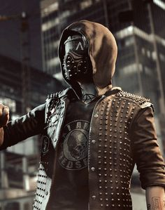 Wrench Watch Dogs 2, Watch Dogs 1, Tmnt Characters, Hacker Wallpaper, Video X, Poses For Men, Image Manga, Shadowrun, God Of War