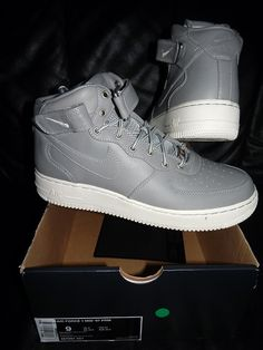 Nike Force 1 Mid '07 Premium 9 US DS > 100 € + Shipping + Paypal Fees SneakersForSaleTumblr@gmail.com