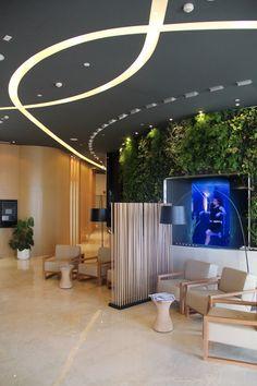 Swiss Bureau Interior Design - Designed - DNA Clinic - Abu Dhabi